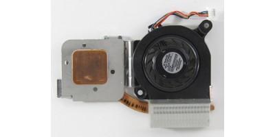 ventilátor s chladičem Toshiba Portege R500