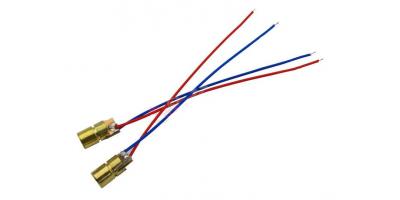 laser červený  +5V