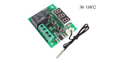 regulátor teploty, napájení 5V