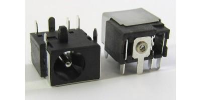 Napájecí konektor HP Compaq 320 420 425 620 625  6720S 6820S - 4,8x1,7mm