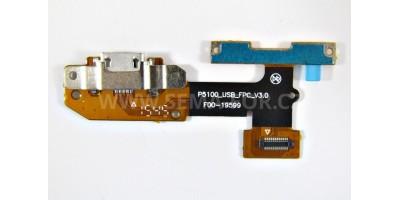 micro usb board Lenovo Yoga Tab 3 YT3-X50 YT3-X50M YT3-X50L