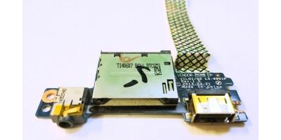 Lenovo G500s G505s Audio SD USB Board použitý