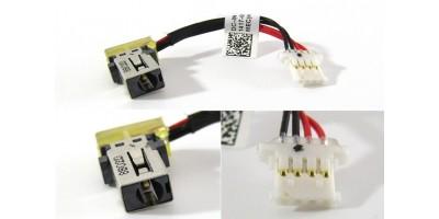 Napájecí konektor s kabelem Acer Swift 3 SF314-52 SF314-52G SF314-53 SF314-53G - 4pin