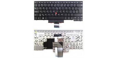 Tlačítko klávesnice IBM Lenovo ThinkPad Edge E320 E325 E420 E420S E425 CZ česká black + touchpoint