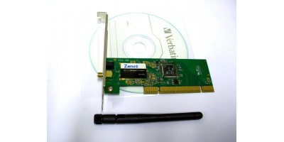WiFi PCI card Realtek