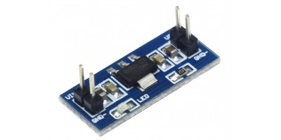 regulovatelný stejnosměrný zdroj CA-1235 - 1.25V 1.5 1.8 2.5 3.3 5V výstup, 5-16V vstup