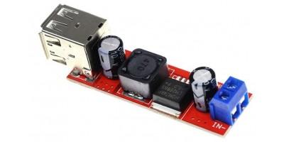 Duální USB výstup 3A modul do auta