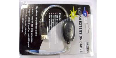 Aktivní USB kabel 5m
