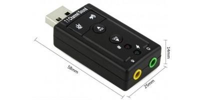 sound adapter USB 7.1