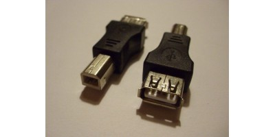 Adapter USB A na USB B
