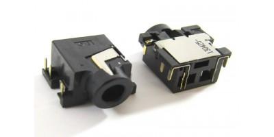 konektor 3,5 stereo jack zásuvka LENOVO G400 G405 G410 G490 G500S G505 G510 U330 U330P