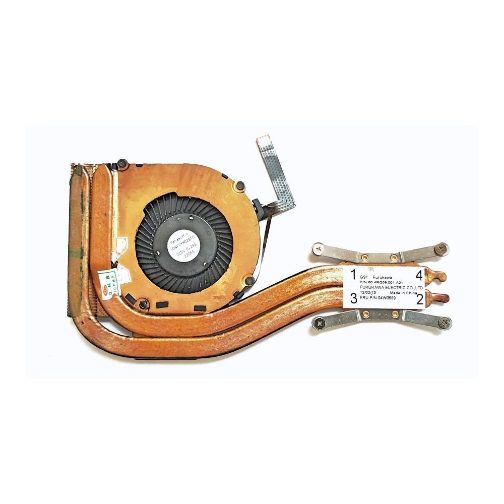 ventilátor Lenovo Thinkpad X1 Carbon - generace 1 použitý