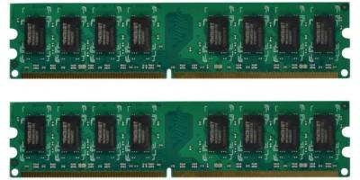 pamět DDR2 512B RAM 666MHz použitá