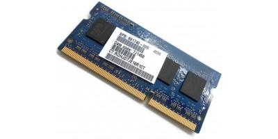 DDR3 4GB 1600Mhz DDR3L sodimm použitá