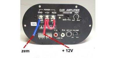 Car HIFI MP3 Player DO 70W