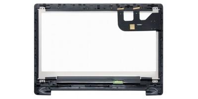 "13,3"" LCD + dotykové sklo Asus Transformer Book TP300 TP300L TP300LA TP300LJ s rámečkem"
