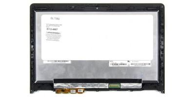 "11,6"" LCD + dotykové sklo Lenovo Yoga 3-11 700-11ISK s rámečkem"