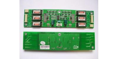 Invertor ZX616 pro LCD -  6 lamp
