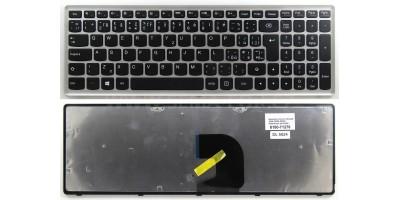 Tlačítko klávesnice Lenovo Ideapad Z500 Z500A Z500G black UK/CZ/SK dotisk