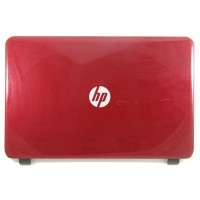 HP 250 255 256 G3 Pavilion 15-G 15-R cover 1 red new - škrábanec SLEVA!