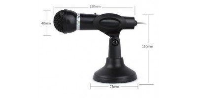 webcam 720 HD, USB bez mikrofonu