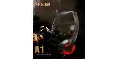 Herní sluchátka X7 s mikrofonem, LED