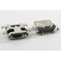 konektor micro USB B 5 pin female 55 - Lenovo K5 note, redmi 5 plus, Meizu M6 - verze 2