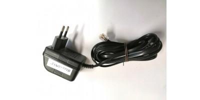 zdroj 4.5V/500mA 5,5/2,1mm použitý, trafo