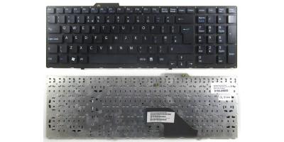 klávesnice Sony Vaio VPC-F11 VPC-F12 VPC-F13 black UK - no frame