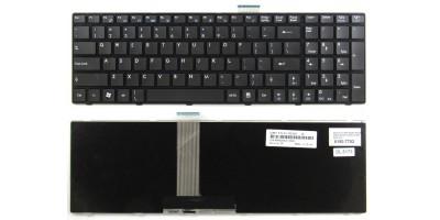 Tlačítko klávesnice MSI A6200 A6300 A6500 A7200 CR620 CR630 black US