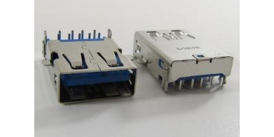 konektor USB A female 17 - Asus  ASUS X53S A53SV K53SV K54 X54 GT540M