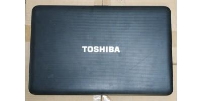 Toshiba Satellite C850 C850-1DN - cover 1+2 černý použitý