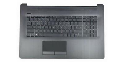 klávesnice HP 17-CA 17-BY black US podsvit kryt palmrest