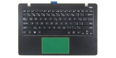 klávesnice Asus X200CA X200MA black US/CZ dotisk kryt + touchpad
