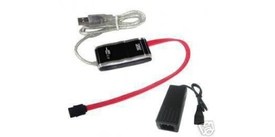 USB2.0 to SATA Harddisk adapter