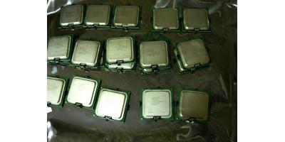 INTEL CPU P4 520/521 použitý
