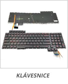 klávesnice pro notebooky